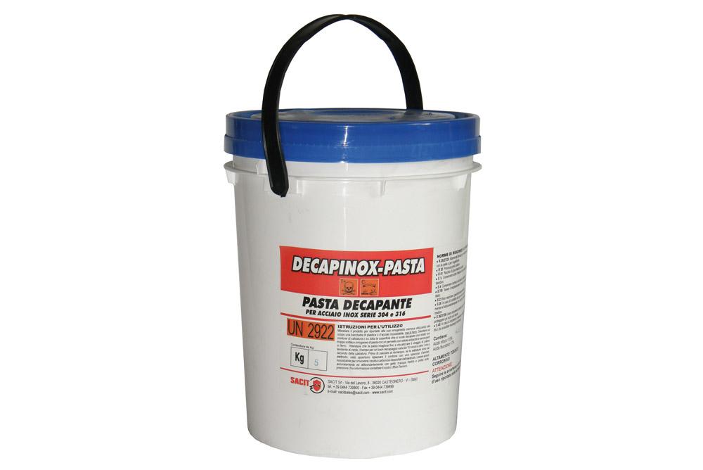 Prodotti chimici per saldatura - Decapinox - SACIT