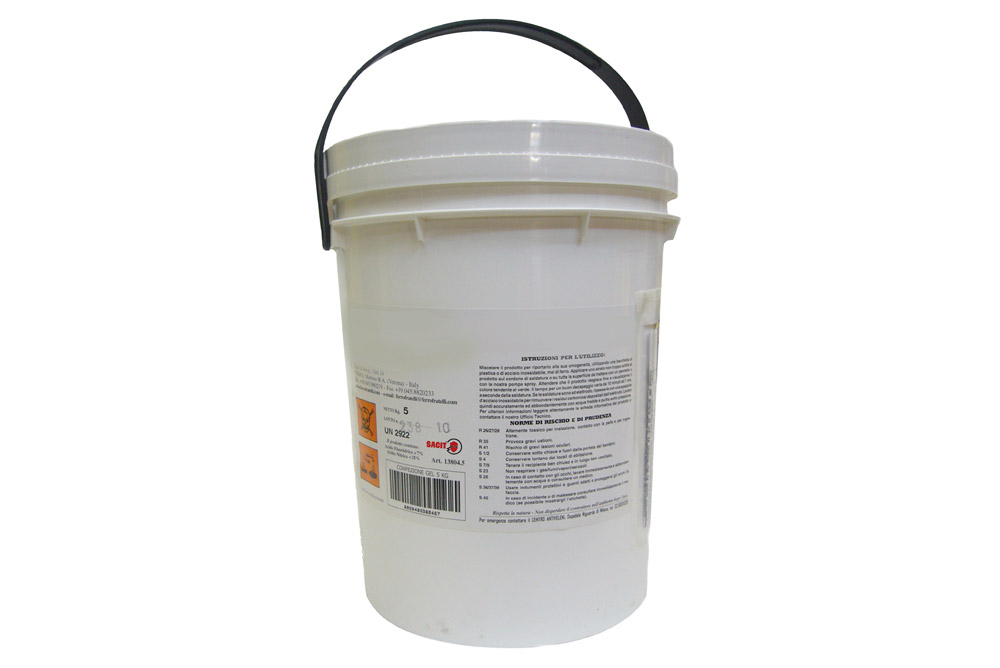 Prodotti chimici per saldatura - Passivinox - SACIT