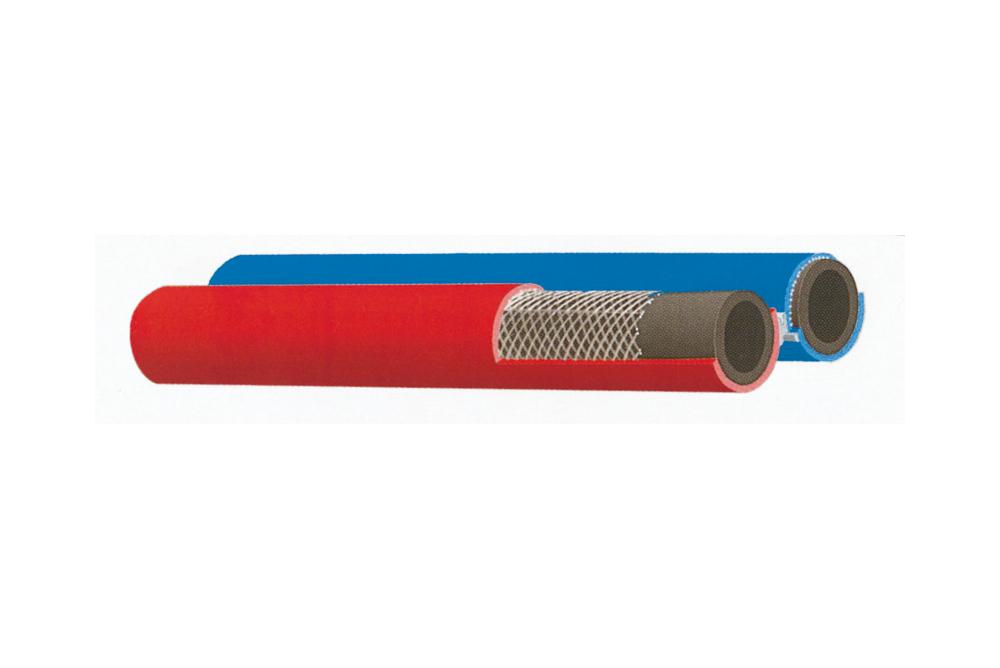 Tubo gas per saldatura - Twin Hose -SACIT