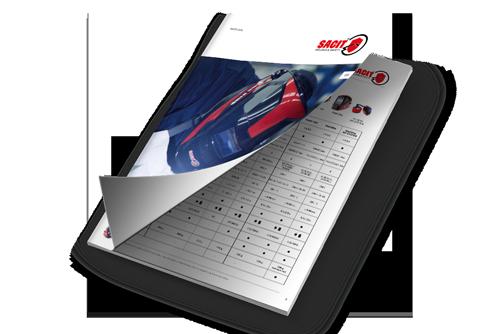 Maschere elettroniche per saldare - Catalogo Maschere - SACIT