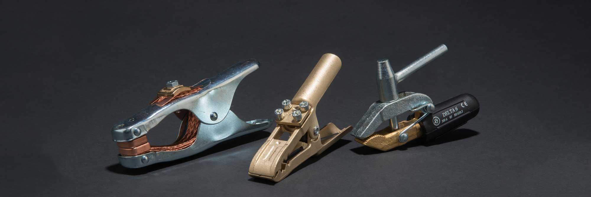 Ground Clamp for Welding - SACIT