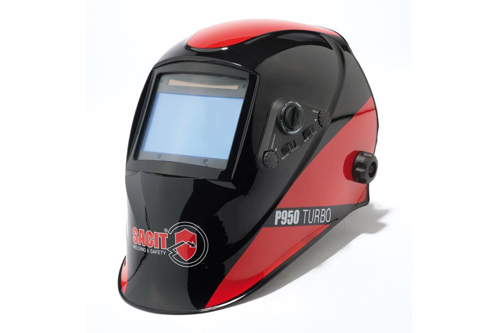 Auto Darkening Helmets - P950 Turbo - SACIT