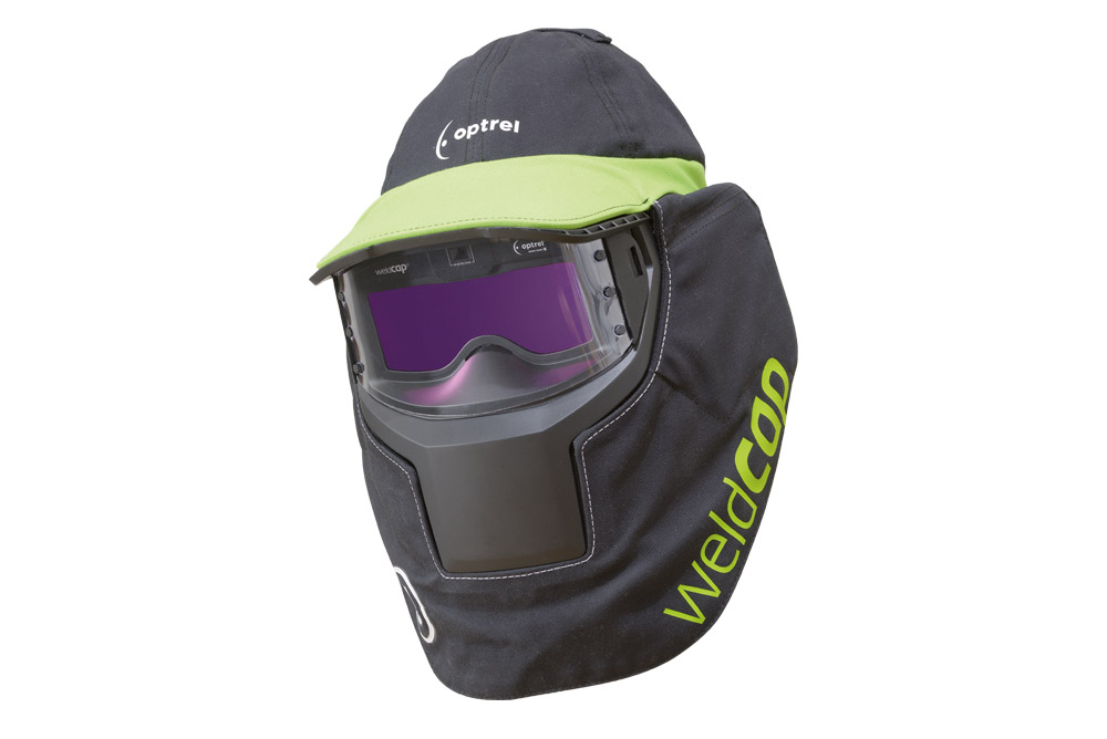 Auto Darkening Helmets - Weldcap - SACIT