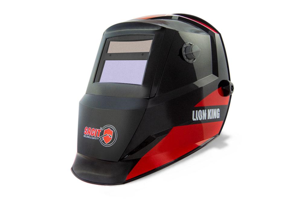 Auto welding shield - Lion King - SACIT