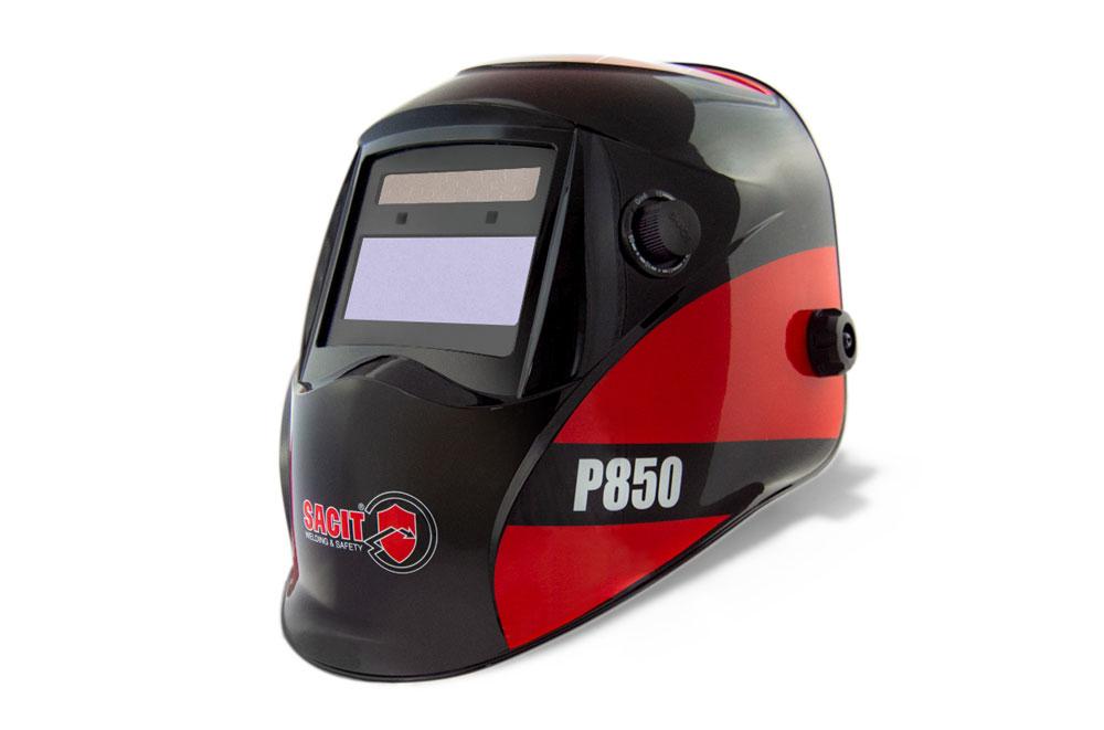 Darkening welding helmet - P850 - SACIT